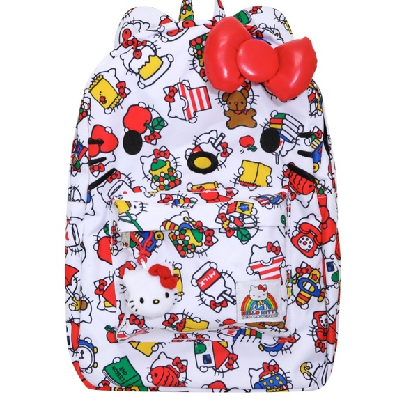 547b8b33af Loungefly Hello Kitty 40th Anniversary Backpack